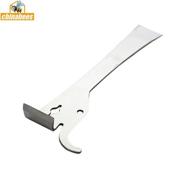Stainless steel two type hive tool