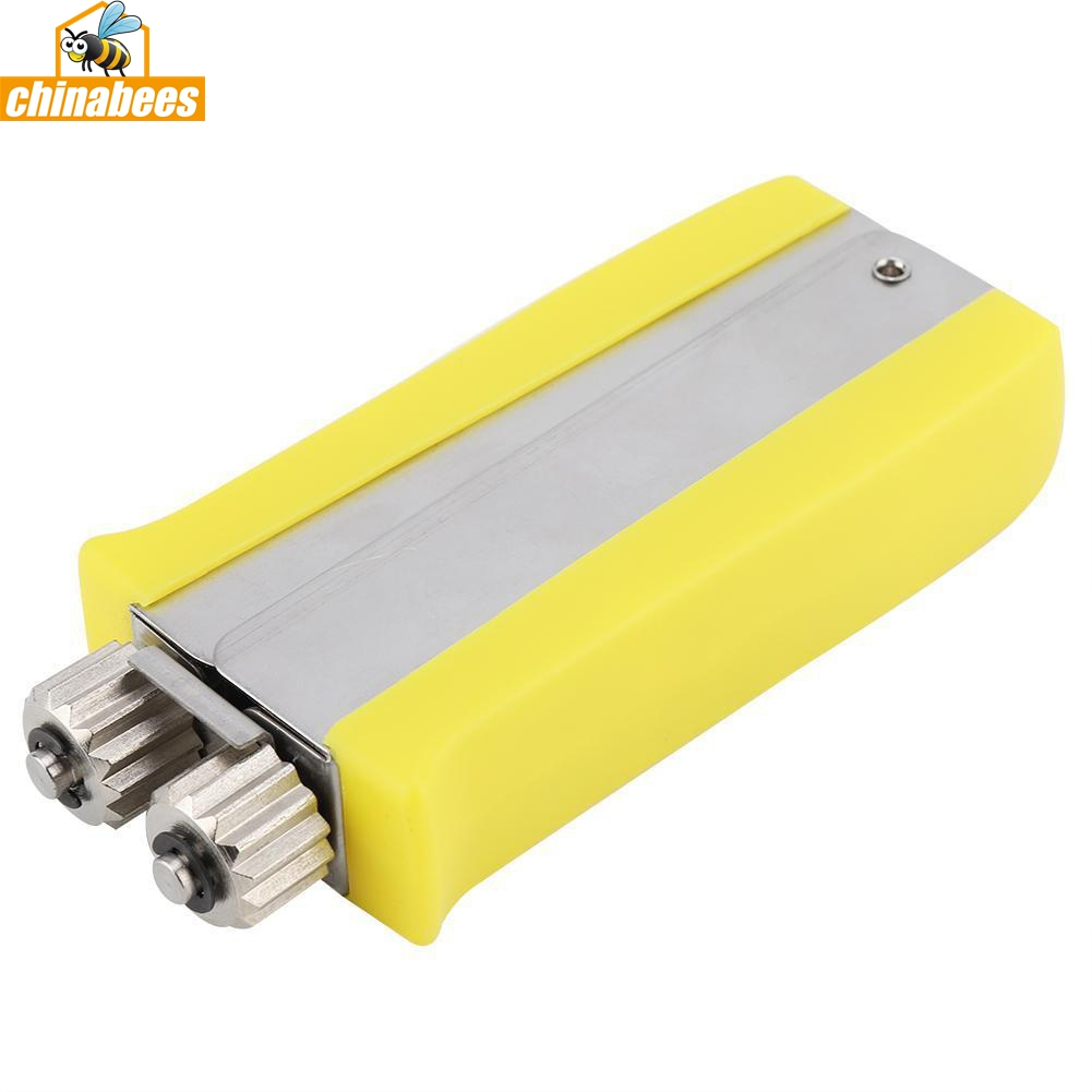 Stainless steel wire crimper