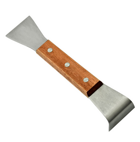 Wooden handle Scraper