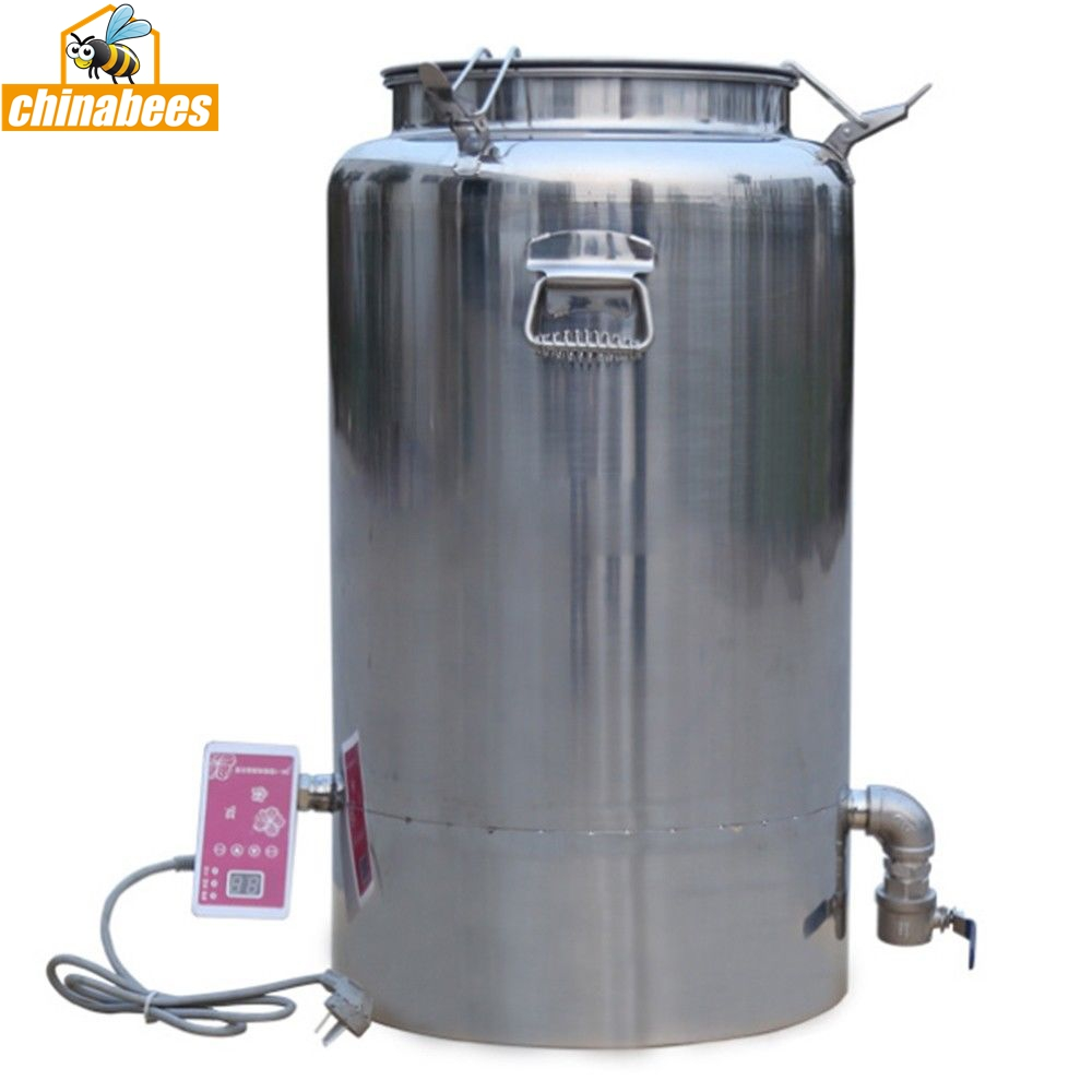 Heating Bee Honey Barrel Bucket
