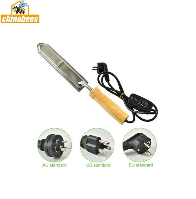 Electric Bee Honey Knife For Beekeeper Heating Adjustable Bee Knife