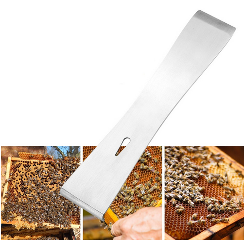 Stainless Steel Scraping Knife Hive Scraper