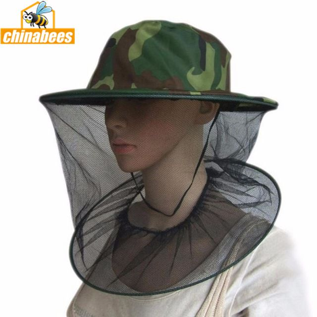Beekeeping Camouflage Hat