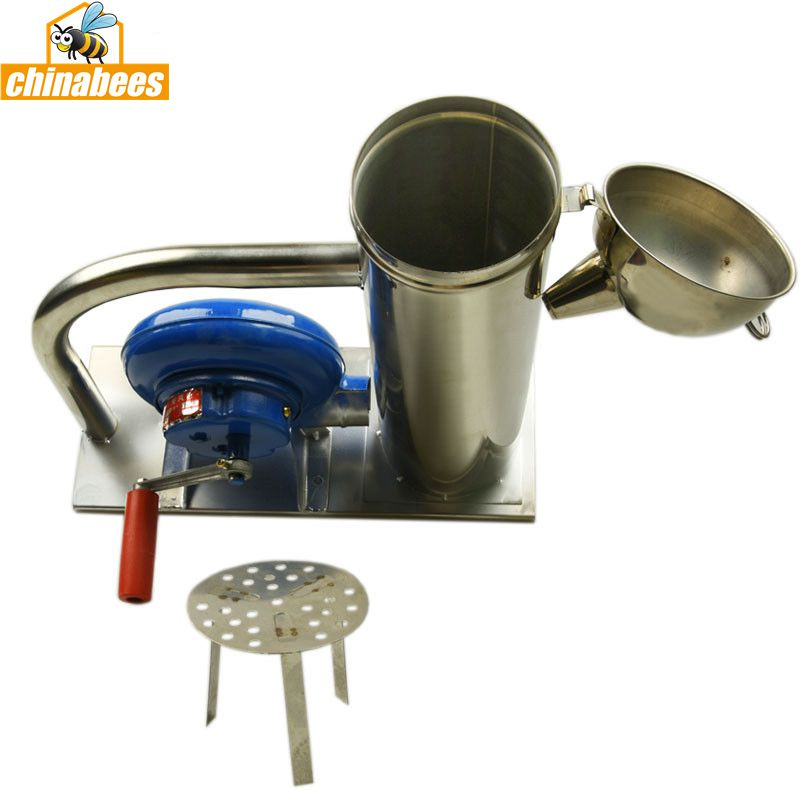 BS-026 Hand-Cranked Bee Smoker