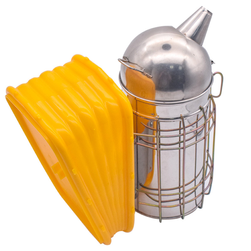 Plastic smoker bellow Bee Smoke